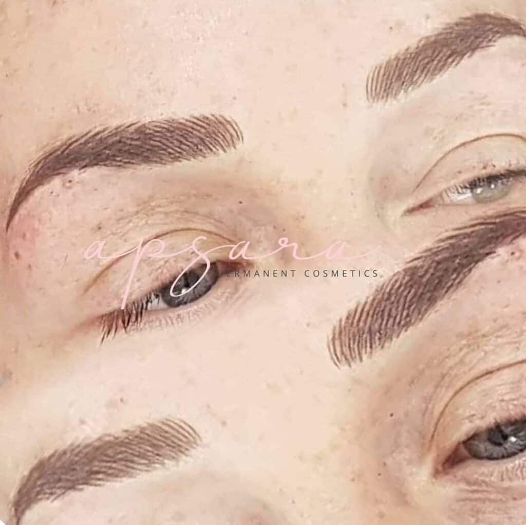 Ombre Brow