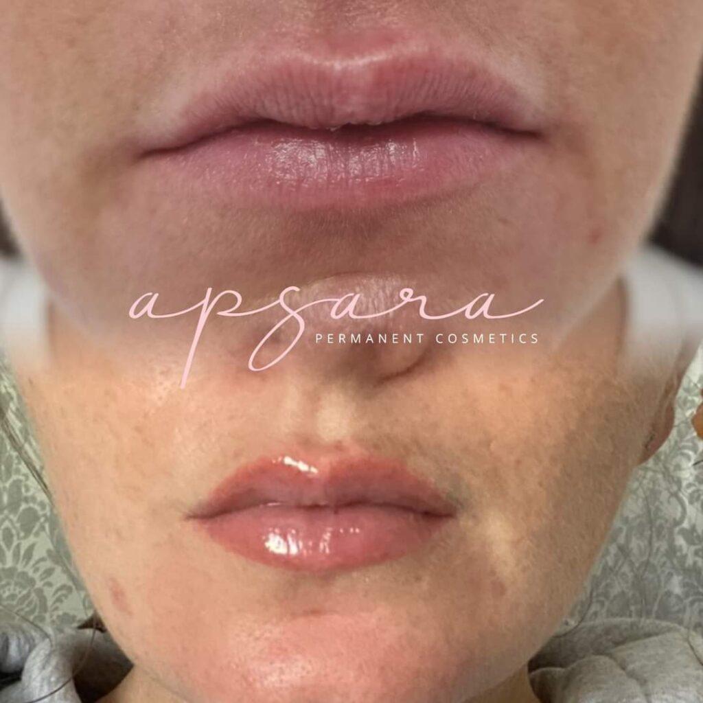 Permanent Lip Blush Training